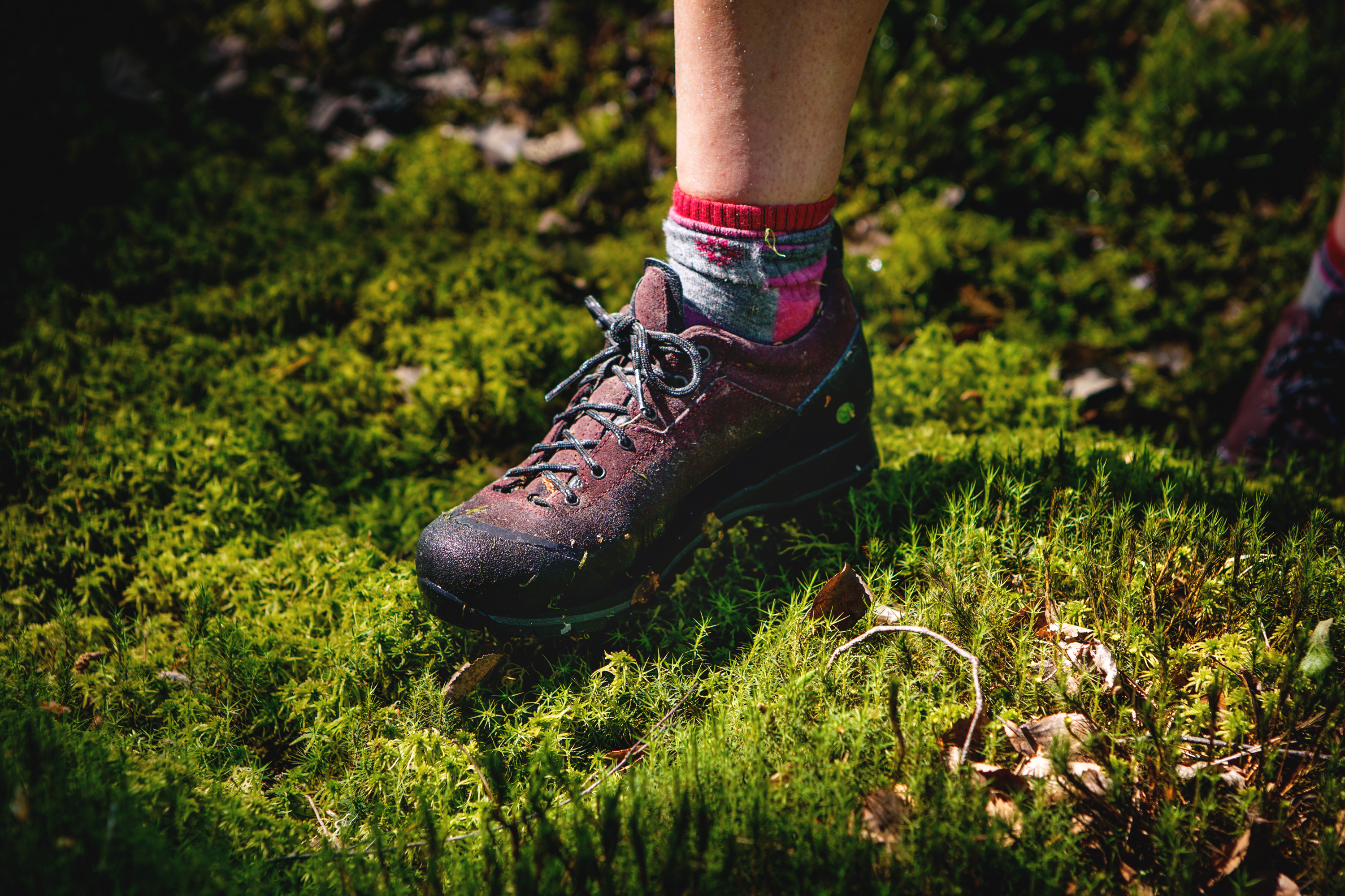 Test: Lundhags OMNI boots, BJERG low Wilderness Stories
